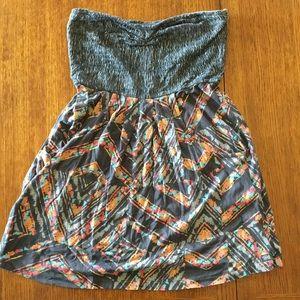 Billabong Strapless dress/top